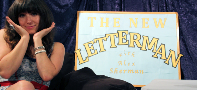Zooey Deschanel guest stars on The New Letterman
