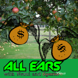 All Ears with Nomi & Sparks episode 138k: The West Guest