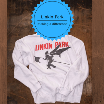 Linkin Park's new gear is making a difference