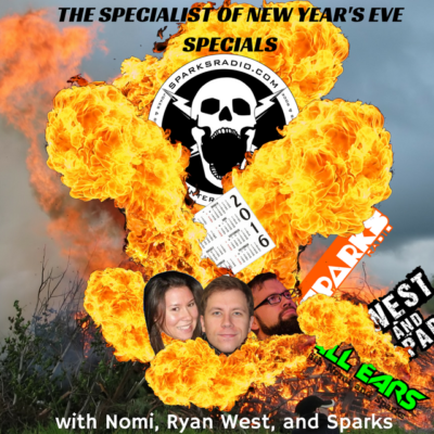 The Specialist of New Year's Eve Specials with Nomi, Ryan West, and Sparks