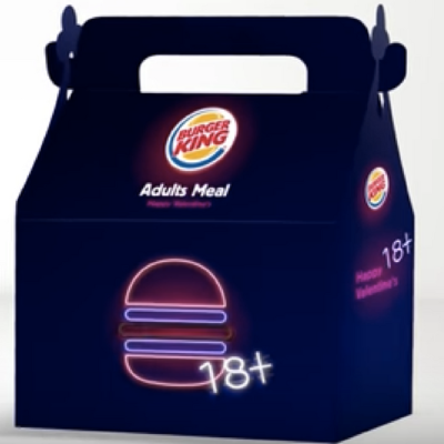 Fast food for adults