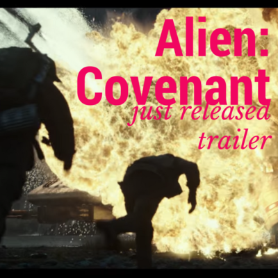 Alien: Covenant Trailer Release