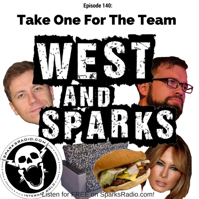 west and sparks ep 140