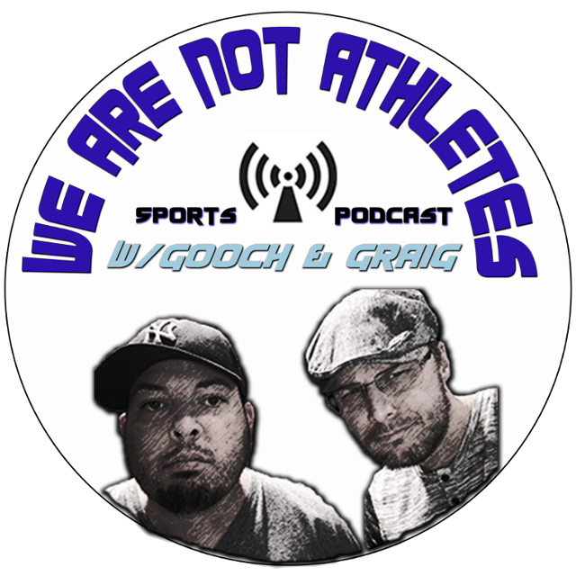 We Are Not Athletes - Ep 1