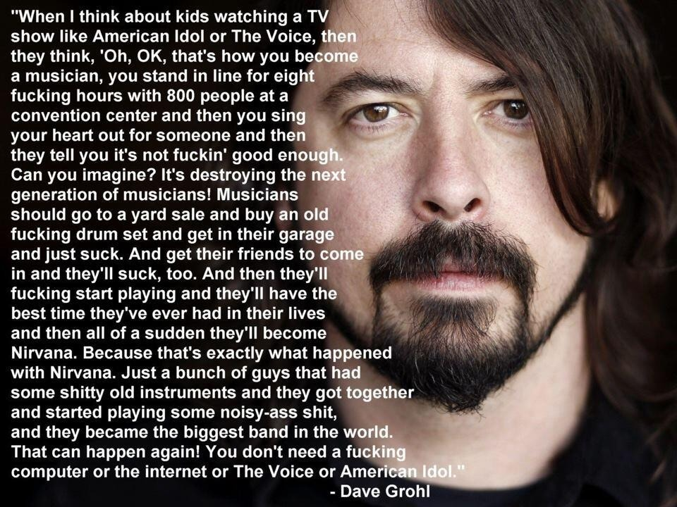 david-grohl-quote