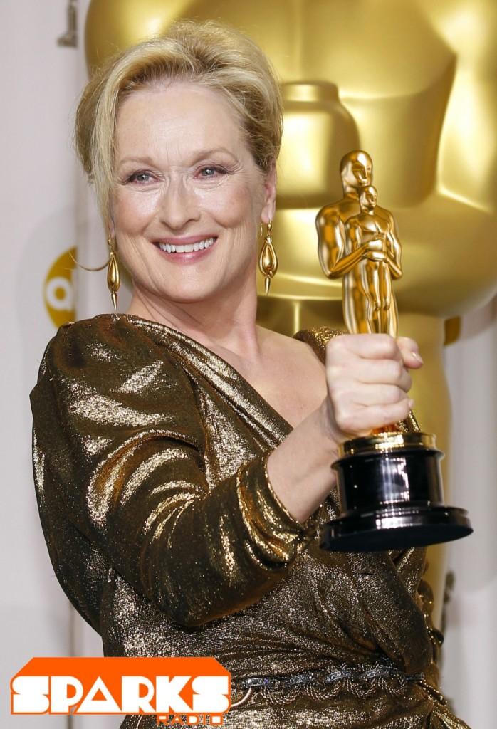 Meryl wins the double oscar