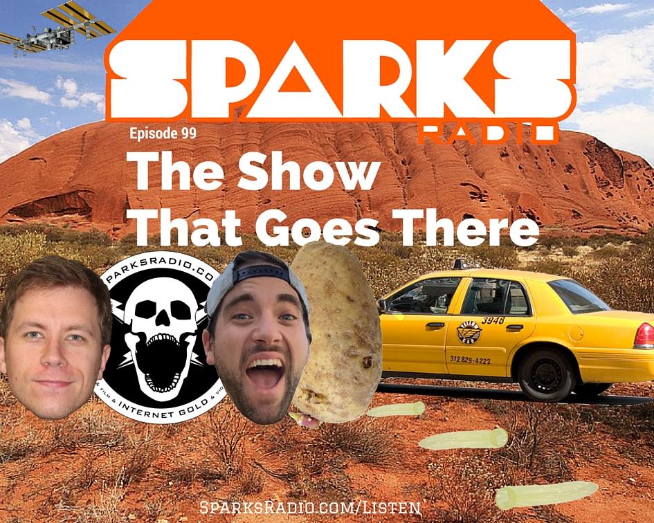 sparks radio ep 99