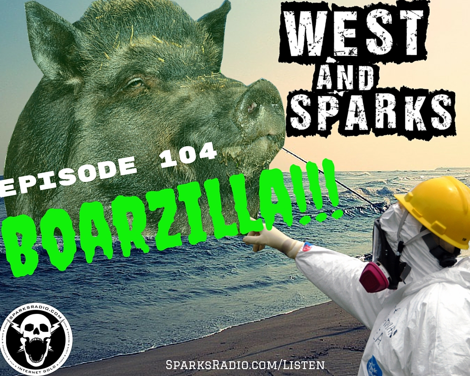 west and sparks ep 104