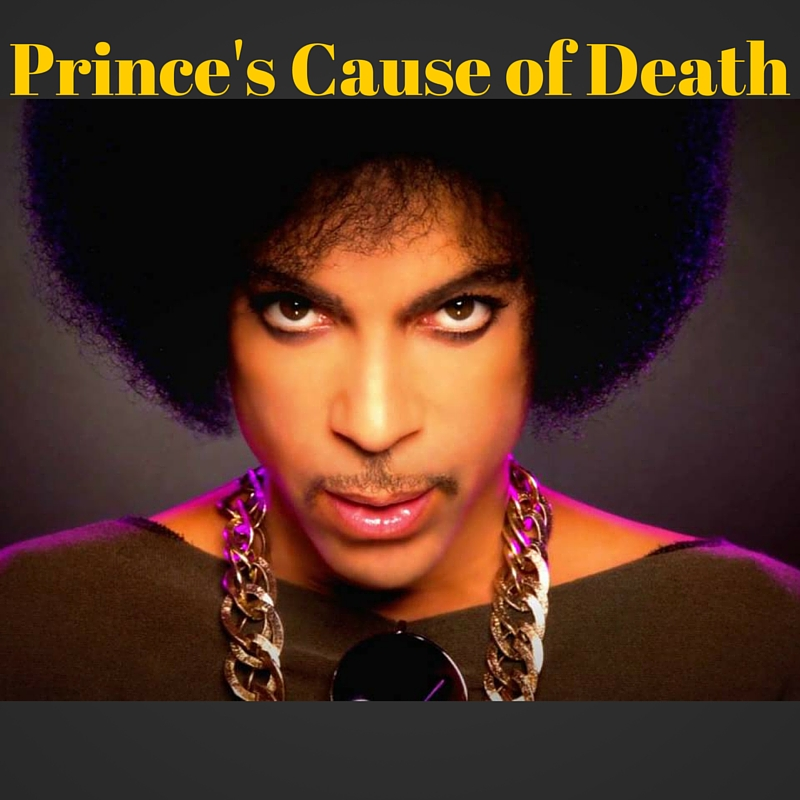 Prince's Cause of Death