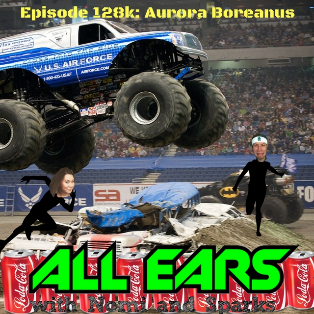 Episode 128k- Aurora Boreanus