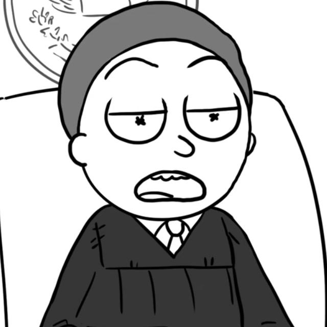 Actual Courtroom Roast Battle!