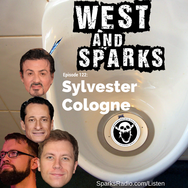 West and Sparks Ep 122