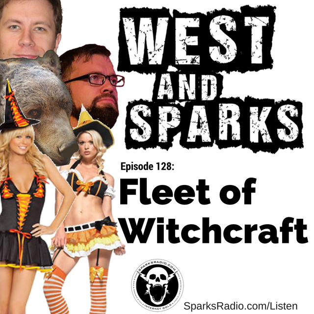West and Sparks Ep 128