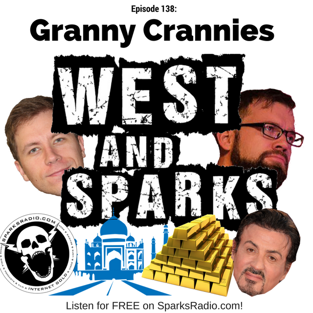 West and Sparks Ep 138