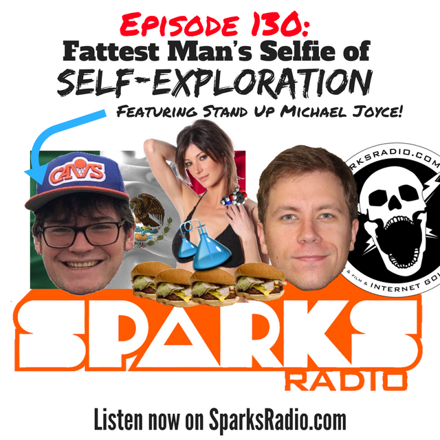 Sparks Radio Podcast Ep 130
