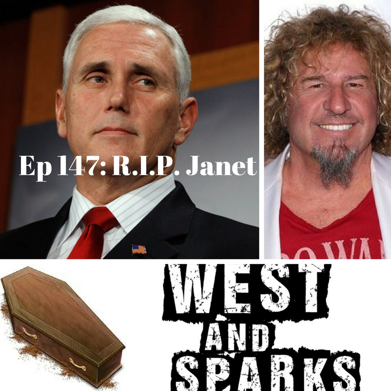 Ep 147- R.I.P. Janet