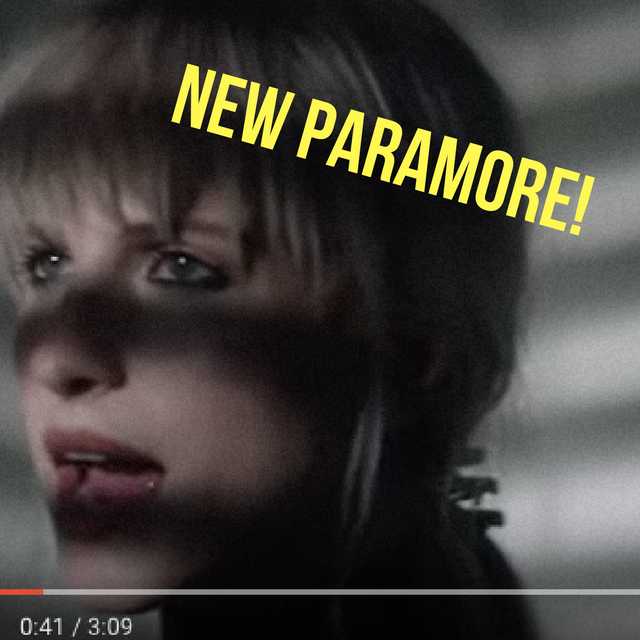 New Paramore!