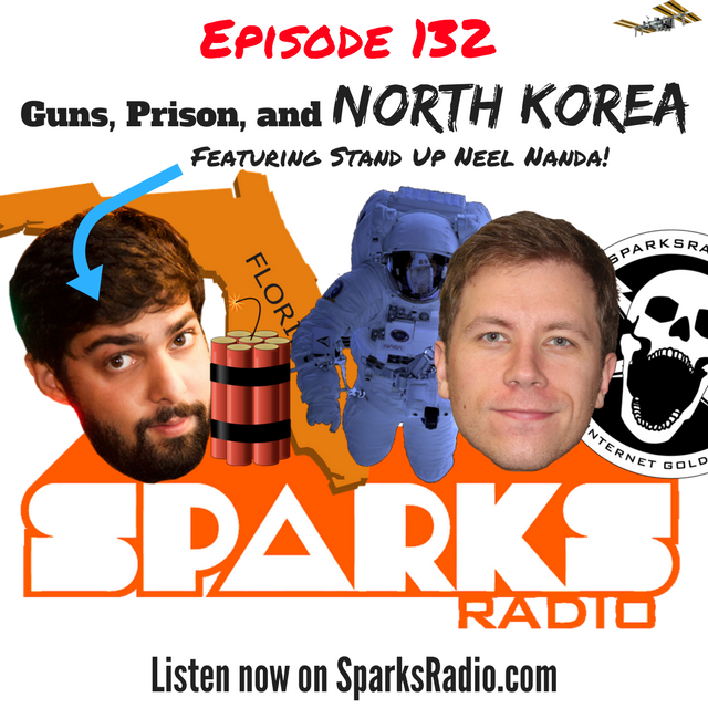 Sparks Radio Ep 132