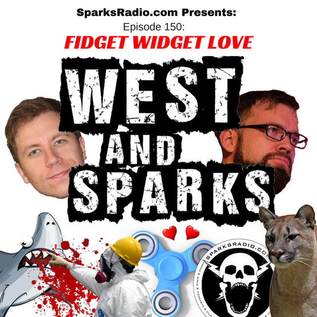 West and Sparks Ep 150