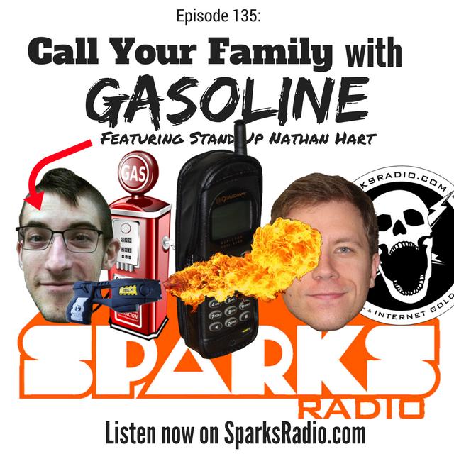 Sparks Radio Ep 135