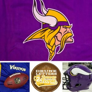 Drunk Letters to Famous People Episode 33: Minnesota Vikings