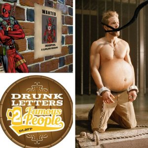 Drunk Letters to Famous People Episode 36: Ryan Reynolds