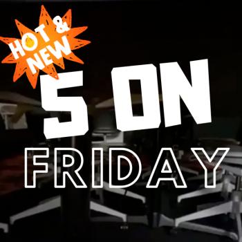 5 On Friday 06/12/20 : Sparks Radio Podcast Ep 206