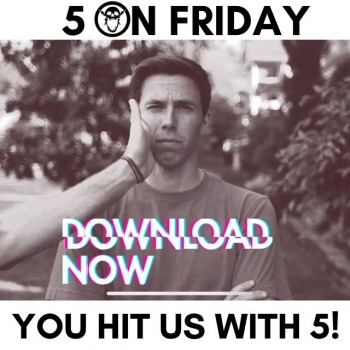 5 On Friday 07/10/20 : Sparks Radio Podcast Ep 209
