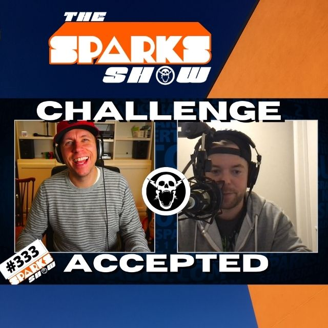PIKE vs SPARKS SONG CHALLENGE, Starbucks Vaccine, Owl Drawings - Sparks Show 334